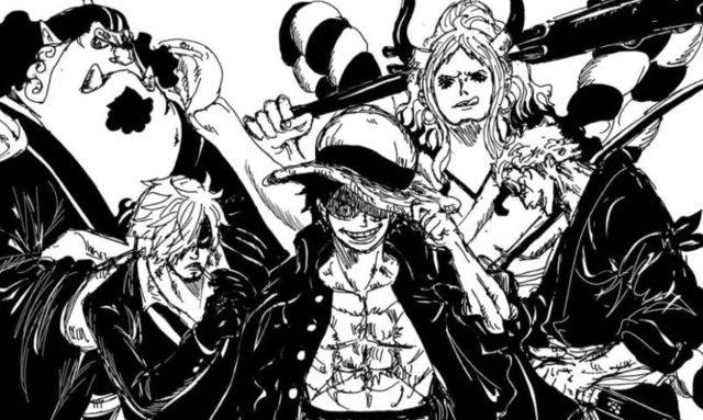 Yamato muốn ra khơi cùng Luffy, các fan One Piece cho rằng 5 anh em siêu nhân hải tặc chính thức ra đời - Ảnh 2.