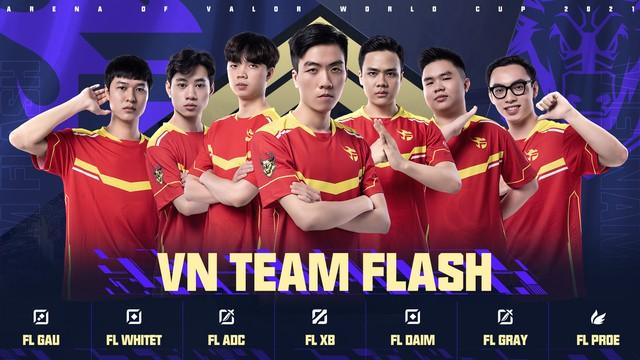 Soi dàn line-up của 16 đội tại AWC 2021, đại diện Việt Nam vượt trội hơn hẳn bởi nhân tố này - Ảnh 1.