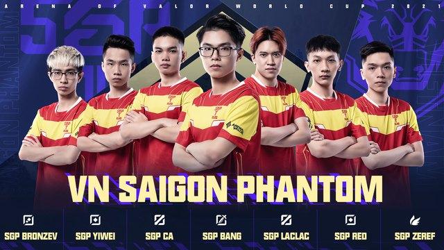 Soi dàn line-up của 16 đội tại AWC 2021, đại diện Việt Nam vượt trội hơn hẳn bởi nhân tố này - Ảnh 2.