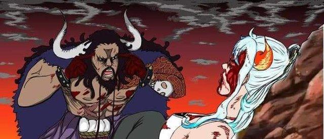 One Piece: Tứ Hoàng Kaido và những niềm đau tại Wano quốc, con gái đòi đánh lính lác thì phản bội - Ảnh 2.