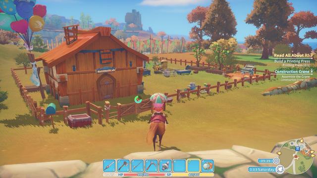 Game tập làm nông dân My Time At Portia sắp có mặt trên nền tảng di dộng - Ảnh 2.