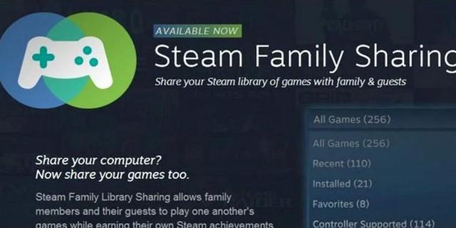 Hướng dẫn game thủ chia sẻ kho game của mình với bạn bè để cùng chơi miễn phí với nhau - Ảnh 2.