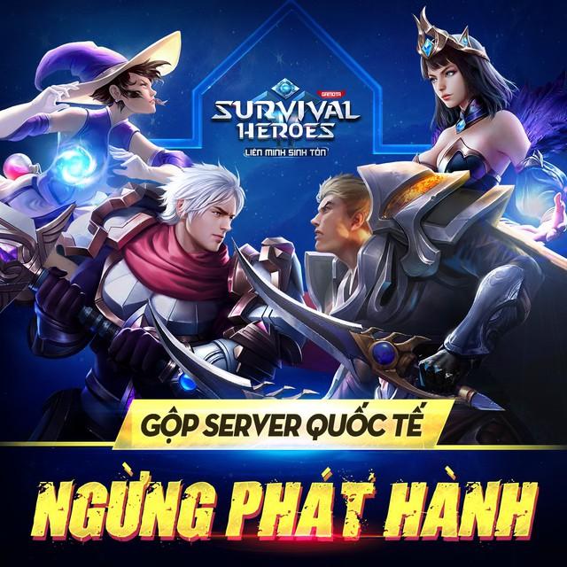 Số phận game MOBA kết hợp sinh tồn đầu tiên và giấc mộng Esports đau đớn của NPH lớn thứ 3 Việt Nam - Ảnh 5.