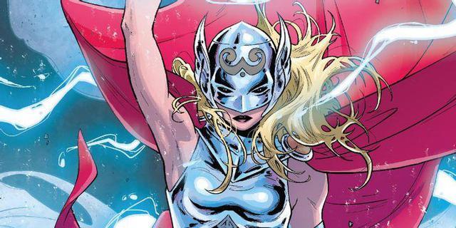 Thor phiên bản nữ và những cái tên mới được đánh giá là có thể đánh bại Thanos - Ảnh 6.
