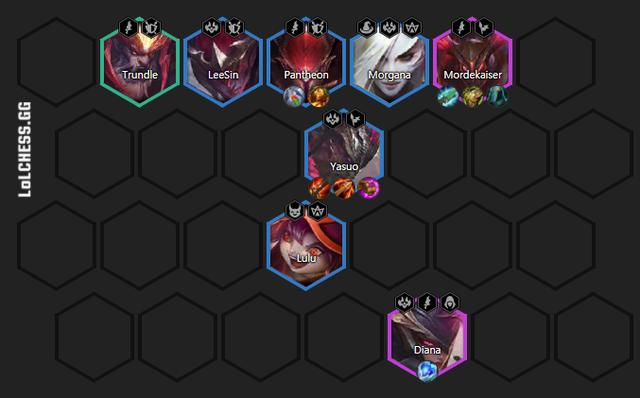 Đấu Trường Chân Lý: Sau đợt nerf nặng của Riot, 3 đội hình reroll này vẫn may mắn trụ lại với meta - Ảnh 6.
