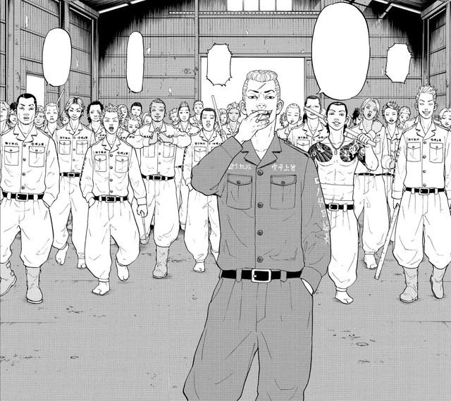 Tóm tắt sức mạnh của 5 băng đảng bất lương mạnh nhất Tokyo Revengers - Ảnh 1.