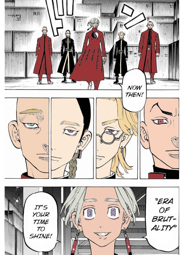Tóm tắt sức mạnh của 5 băng đảng bất lương mạnh nhất Tokyo Revengers - Ảnh 4.