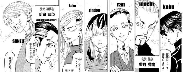 Tóm tắt sức mạnh của 5 băng đảng bất lương mạnh nhất Tokyo Revengers - Ảnh 5.