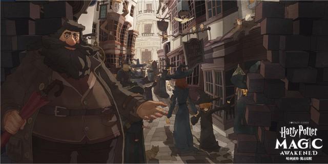 Harry Potter: Magic Awakened - Khám phá thế giới ma thuật Hogwarts ngay trên di động - Ảnh 2.