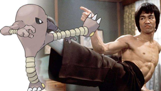 Những Pokémon được thiết kế dựa trên nhân vật có thật - Ảnh 3.