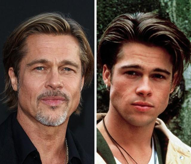 Nhìn các nam diễn viên nổi tiếng trổ mã hơn theo tuổi tác, anh em cứ an tâm Ai rồi cũng sẽ đẹp trai thôi! - Ảnh 6.