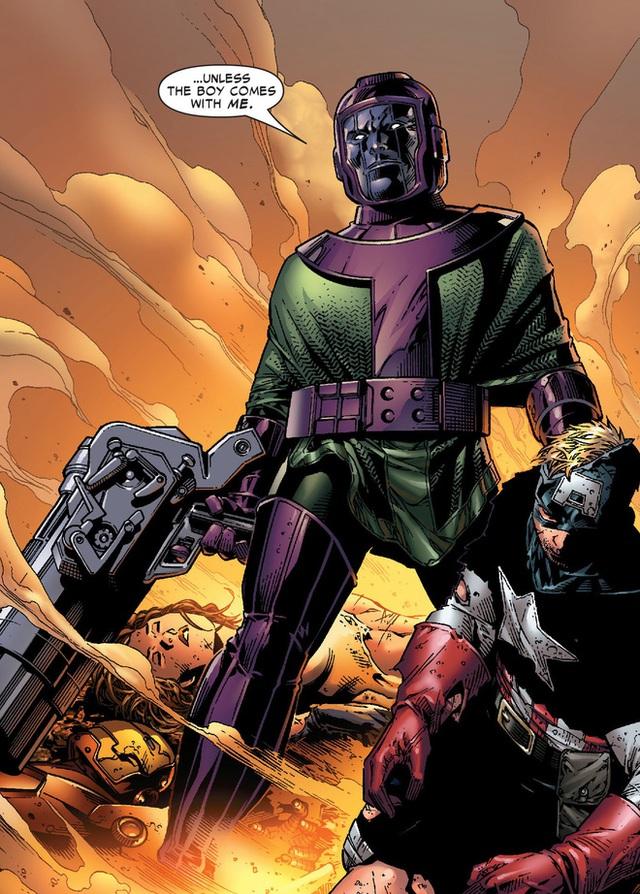 Thanos sẽ chỉ là tuổi tôm so với siêu phản diện Marvel mà Loki có thể giới thiệu - Ảnh 3.