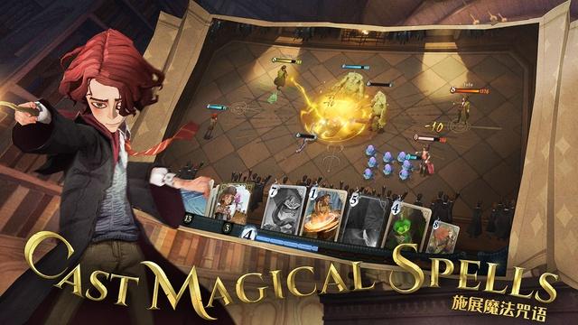 Harry Potter: Magic Awakened - Khám phá thế giới ma thuật Hogwarts ngay trên di động - Ảnh 3.