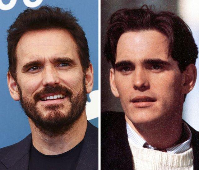 Nhìn các nam diễn viên nổi tiếng trổ mã hơn theo tuổi tác, anh em cứ an tâm Ai rồi cũng sẽ đẹp trai thôi! - Ảnh 1.
