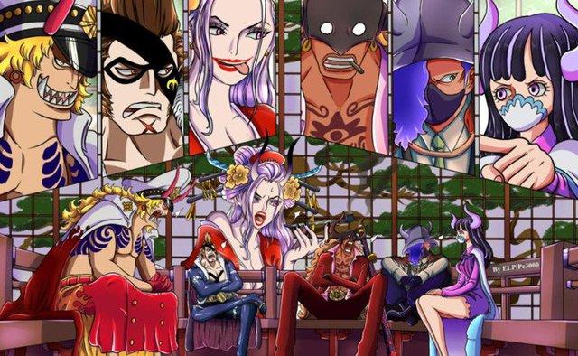 One Piece: Top 5 trận chiến được mong chờ nhất để kết thúc arc Wano, cuộc đối đầu nào khiến bạn mong chờ nhất? - Ảnh 1.