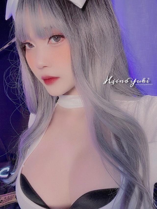 Cộng đồng game thủ mê mẩn bộ ảnh nóng bỏng mắt của nữ cosplayer Hiino Yuki - Ảnh 9.