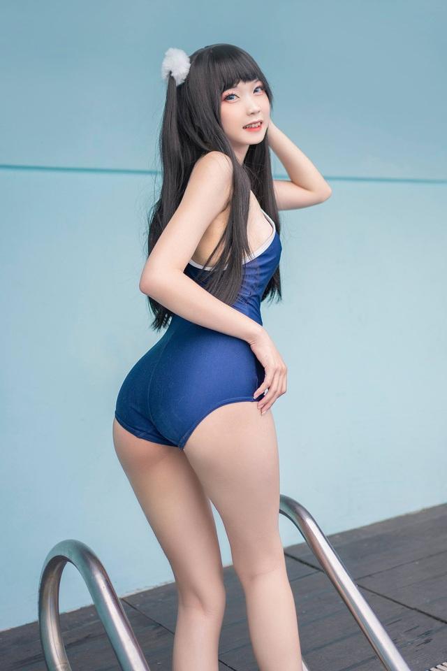 Cộng đồng game thủ mê mẩn bộ ảnh nóng bỏng mắt của nữ cosplayer Hiino Yuki - Ảnh 4.