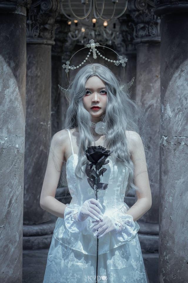Cộng đồng game thủ mê mẩn bộ ảnh nóng bỏng mắt của nữ cosplayer Hiino Yuki - Ảnh 13.