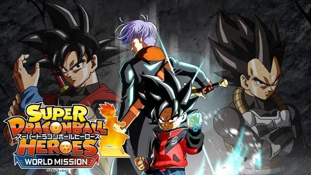 Super Dragon Ball Heroes chuẩn bị ra mắt tập mới, hứa hẹn những cuộc chiến bùng nổ và mãn nhãn - Ảnh 2.
