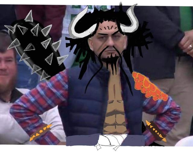 One Piece: Top 5 ảnh chế hot nhất trong tuần, Nami với chiếc gậy tự sướng là ấn tượng nhất - Ảnh 4.