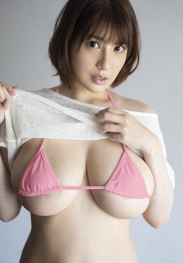 Sở hữu vòng một nặng nhất làng phim 18+ Nhật Bản, nàng hot girl mơ lật đổ Yua Mikami: Tôi muốn là người giỏi nhất - Ảnh 2.