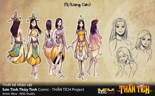 Trò chuyện cùng NSX game Thần Tích - Boardgame đầy tiềm năng dựa trên thần thoại Việt Nam - Ảnh 7.