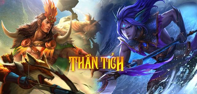 Trò chuyện cùng NSX game Thần Tích - Boardgame đầy tiềm năng dựa trên thần thoại Việt Nam - Ảnh 4.