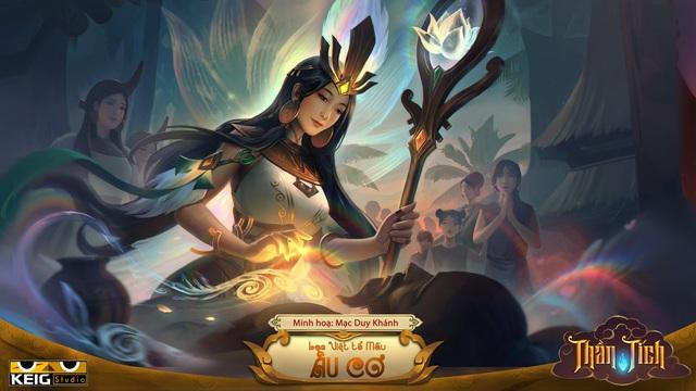 Trò chuyện cùng NSX game Thần Tích - Boardgame đầy tiềm năng dựa trên thần thoại Việt Nam - Ảnh 8.