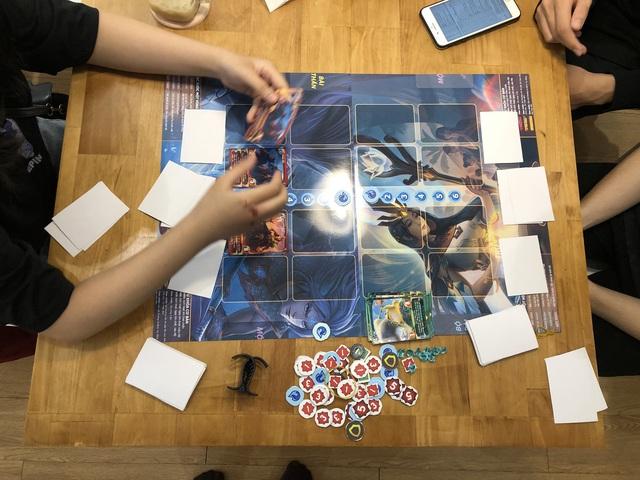 Trò chuyện cùng NSX game Thần Tích - Boardgame đầy tiềm năng dựa trên thần thoại Việt Nam - Ảnh 5.