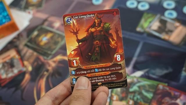Trò chuyện cùng NSX game Thần Tích - Boardgame đầy tiềm năng dựa trên thần thoại Việt Nam - Ảnh 3.