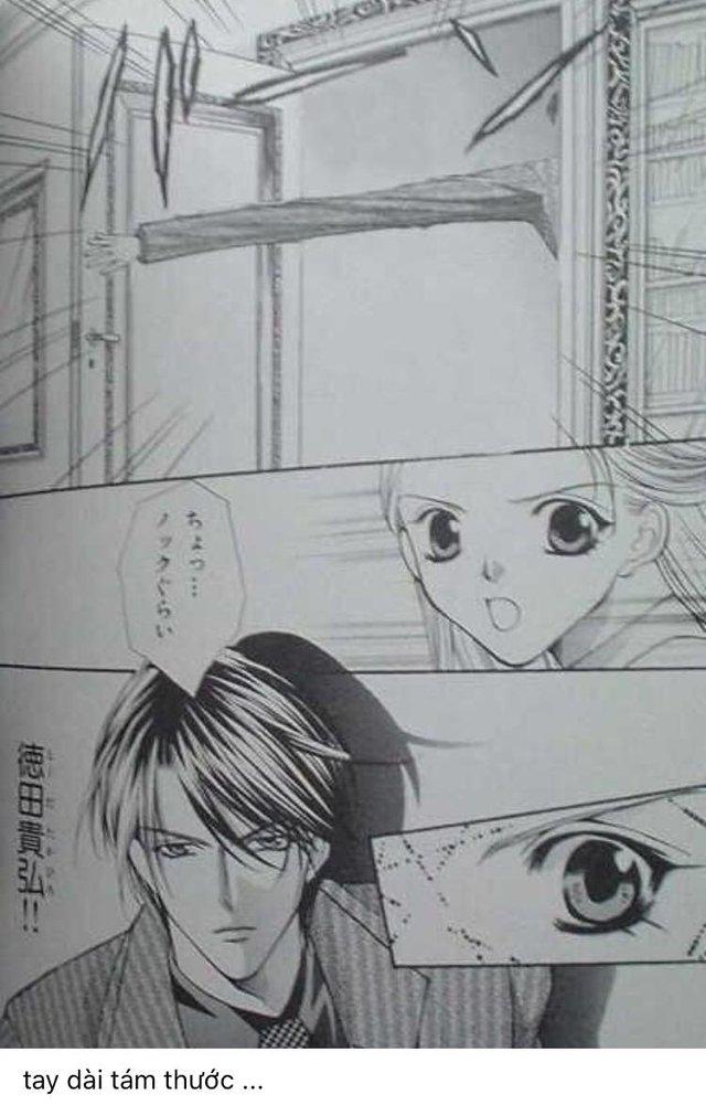 Cười ngã ngửa với những trang manga vẽ sai giải phẫu cơ thể, nhân vật trông như người đột biến - Ảnh 11.