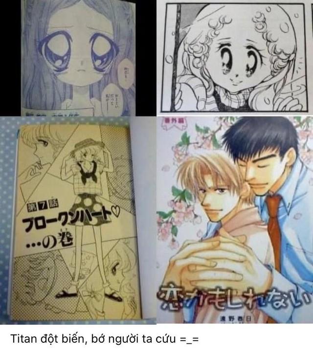 Cười ngã ngửa với những trang manga vẽ sai giải phẫu cơ thể, nhân vật trông như người đột biến - Ảnh 7.