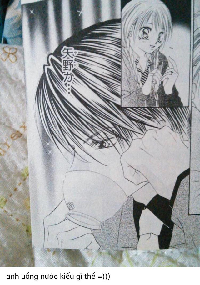 Cười ngã ngửa với những trang manga vẽ sai giải phẫu cơ thể, nhân vật trông như người đột biến - Ảnh 9.