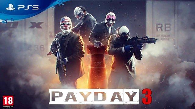 Sau 8 năm chờ đợi, Payday 3 chính thức ra mắt - Ảnh 1.