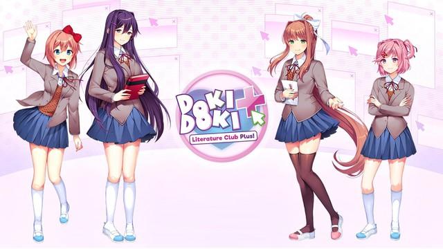 Doki Doki Literature Club! bất ngờ quay trở lại với phiên bản Plus, hứa hẹn sẽ kinh dị và ám ảnh hơn - Ảnh 1.
