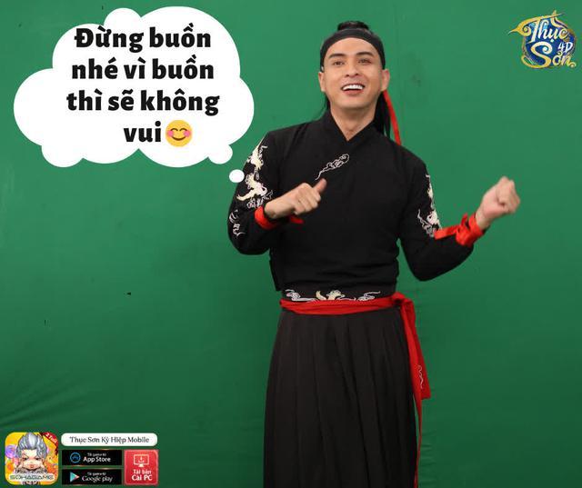 Bộ ảnh hậu trường với Thục Sơn 4D bị leak, fan đồng loạt: Hồ Quang Hiếu là danh hài thật rồi, ca sĩ chỉ là nghề phụ thôi - Ảnh 8.