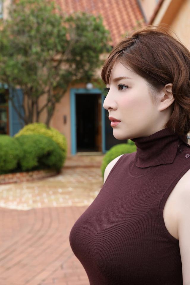 Sở hữu vòng một nặng nhất làng phim 18+ Nhật Bản, nàng hot girl mơ lật đổ Yua Mikami: Tôi muốn là người giỏi nhất - Ảnh 6.