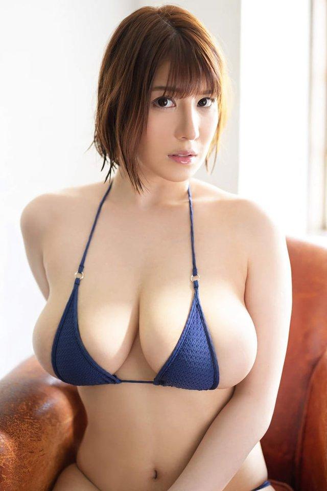 Sở hữu vòng một nặng nhất làng phim 18+ Nhật Bản, nàng hot girl mơ lật đổ Yua Mikami: Tôi muốn là người giỏi nhất - Ảnh 7.