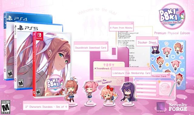 Doki Doki Literature Club! bất ngờ quay trở lại với phiên bản Plus, hứa hẹn sẽ kinh dị và ám ảnh hơn - Ảnh 3.