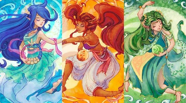 Top 10 nữ thần trong game khiến bạn tin vào tình yêu đích thực (P.2) - Ảnh 4.