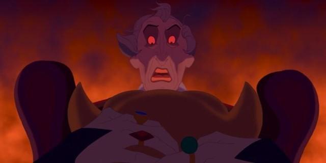 Nhìn kết cục bi thảm của dàn phản diện, hóa ra phim hoạt hình Disney cũng rất đen tối đấy chứ! - Ảnh 10.