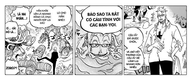 Các fan One Piece bàn tán về việc Zoro trở lại trấn chiến Wano, thực hiện thành công màn ve sầu thoát xác - Ảnh 1.