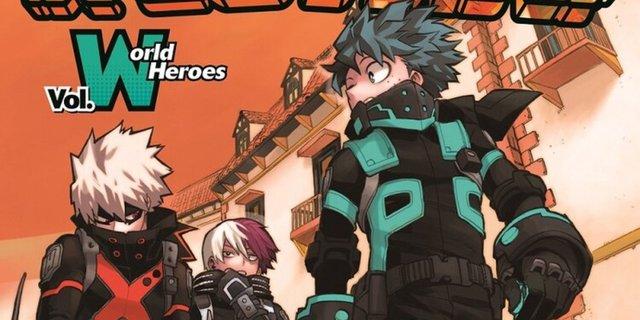 My Hero Academia: World Heroes Mission tung trailer mới, hứa hẹn mang đến sự bùng nổ với hàng trăm anh hùng - Ảnh 4.