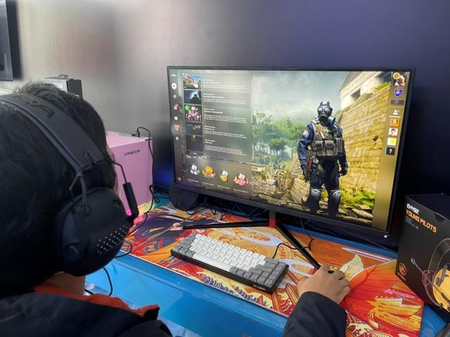 Màn hình gaming thương hiệu Việt chinh phục game thủ - Ảnh 1.