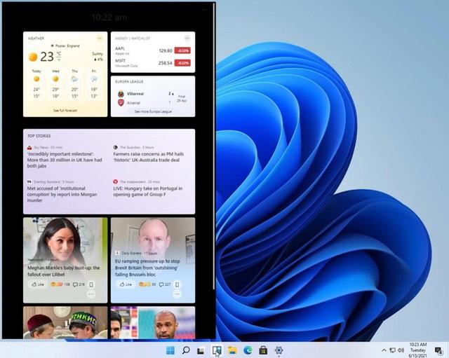 Đây là Windows 11 với giao diện hoàn toàn mới - Ảnh 6.