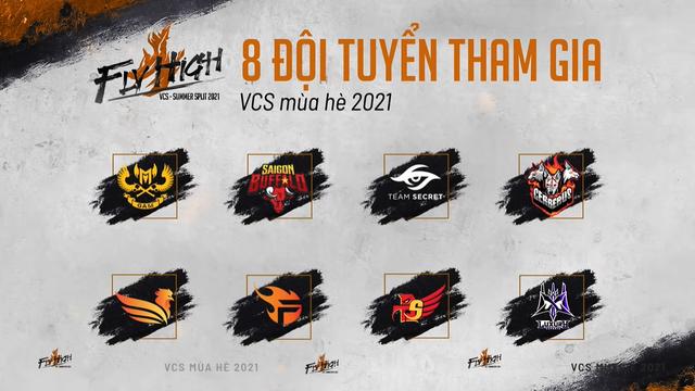 VCS Mùa Hè 2021 thay đổi thể thức, SBTC giữ nguyên top 5 cũng lọt vào Playoffs - Ảnh 1.