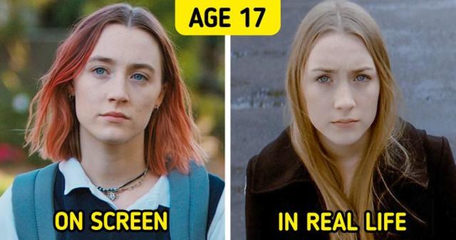 Khi biết được tuổi thật của những diễn viên này so với vai diễn trên phim, bạn sẽ ngạc nhiên đấy! - Ảnh 2.