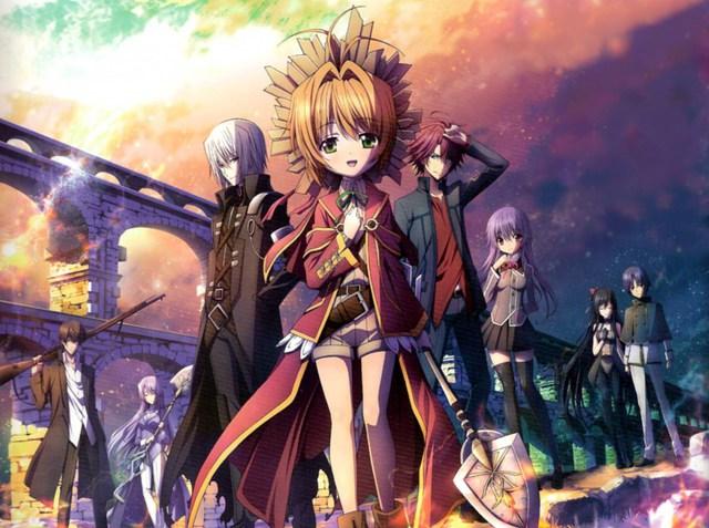 Top 8 anime lấy bối cảnh ngày tận thế, xem đi để thấy cuộc sống này thật đáng quý - Ảnh 7.