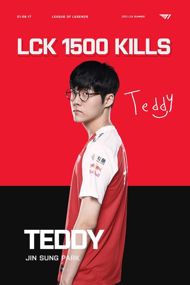 Faker gánh đội thành công, Teddy lập kỷ lục cá nhân mới, T1 dễ dàng có được chiến thắng thứ 2 tại LCK Mùa Hè 2021 - Ảnh 5.