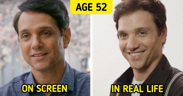 Khi biết được tuổi thật của những diễn viên này so với vai diễn trên phim, bạn sẽ ngạc nhiên đấy! - Ảnh 5.